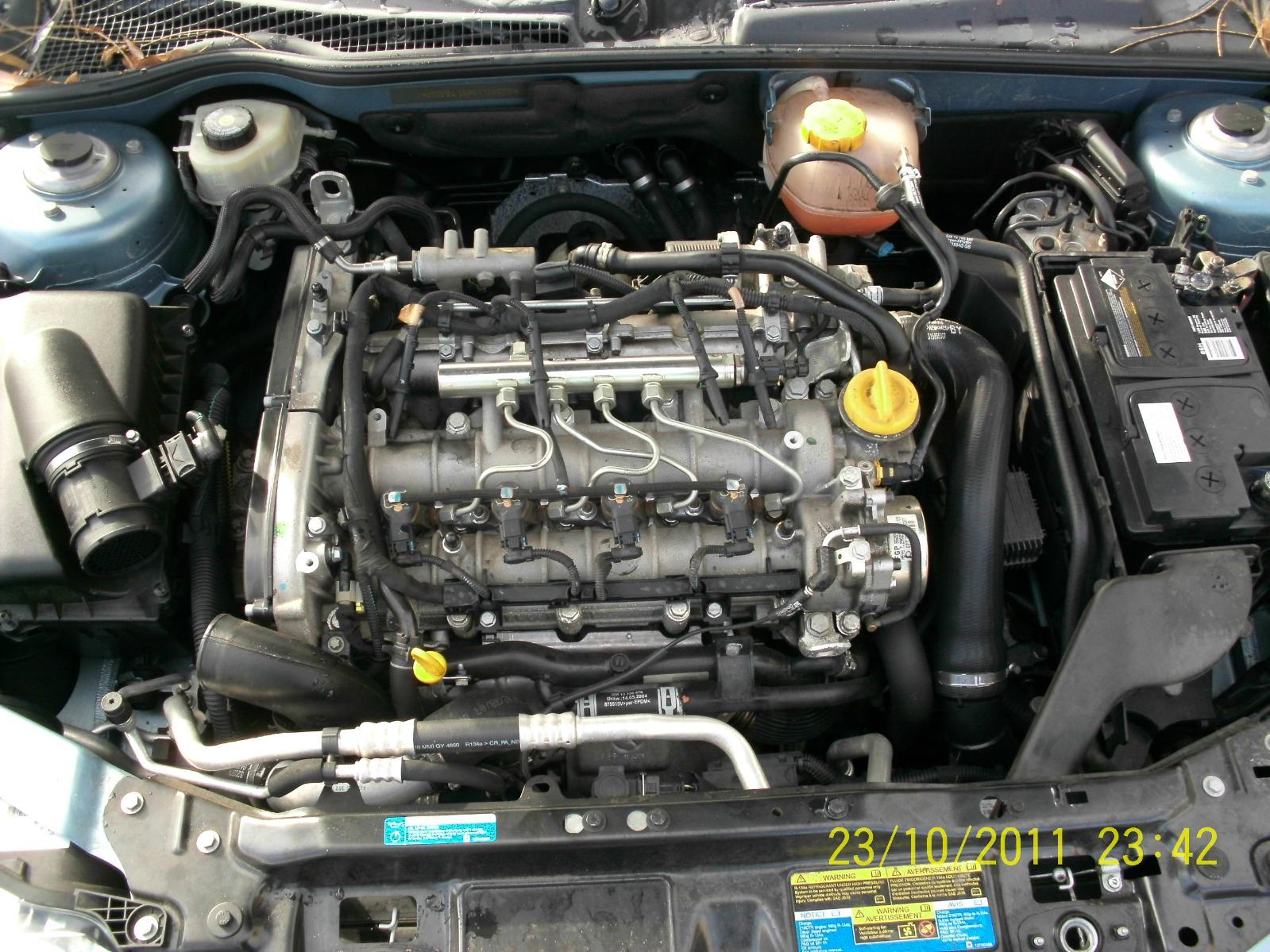 SAAB 9 3 ENGINE DIESEL, 1.9, Z19DTH, TURBO, 01/07-06/10 07 ...