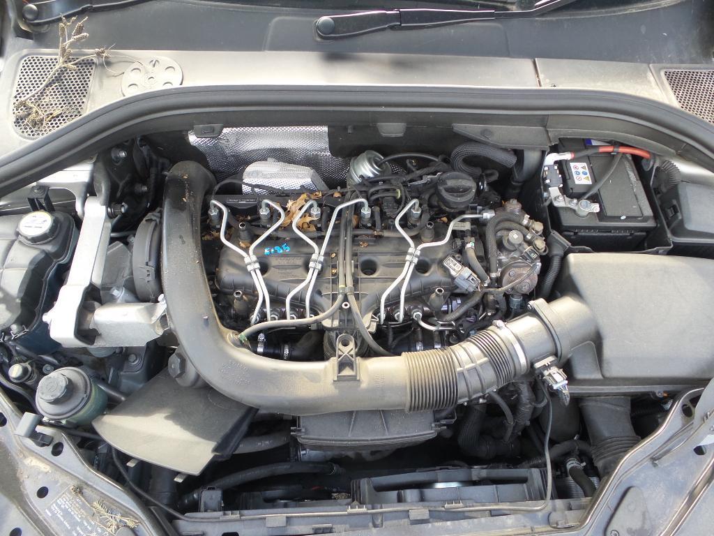 Volvo xc60 engine diesel 2 4 d5244t15 twin turbo dz 07